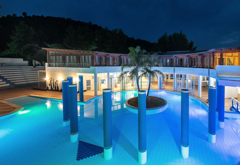 Maritalia Hotel Club Village - All Inclusive, Peschici, Piscine en plein air