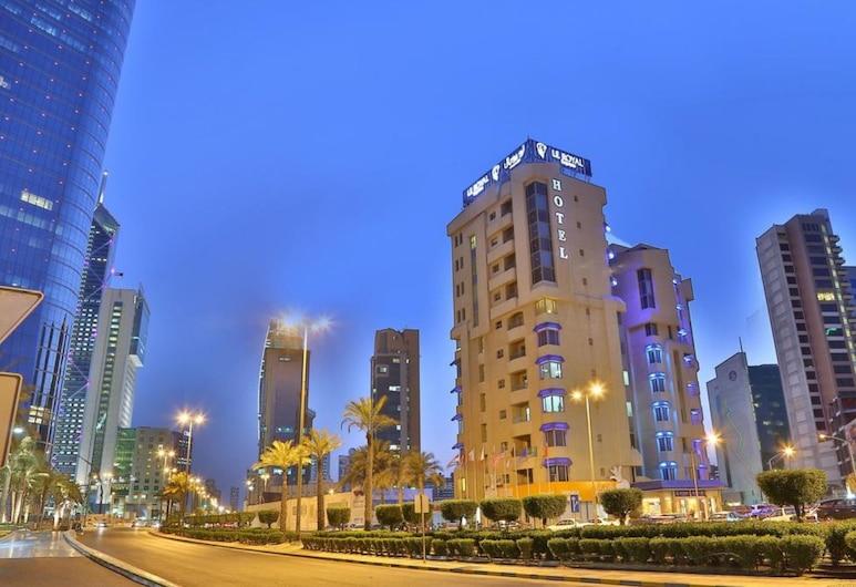 Le Royal Express Hotel, Πόλη του Κουβέιτ, Πρόσοψη ξενοδοχείου - βράδυ/νύχτα