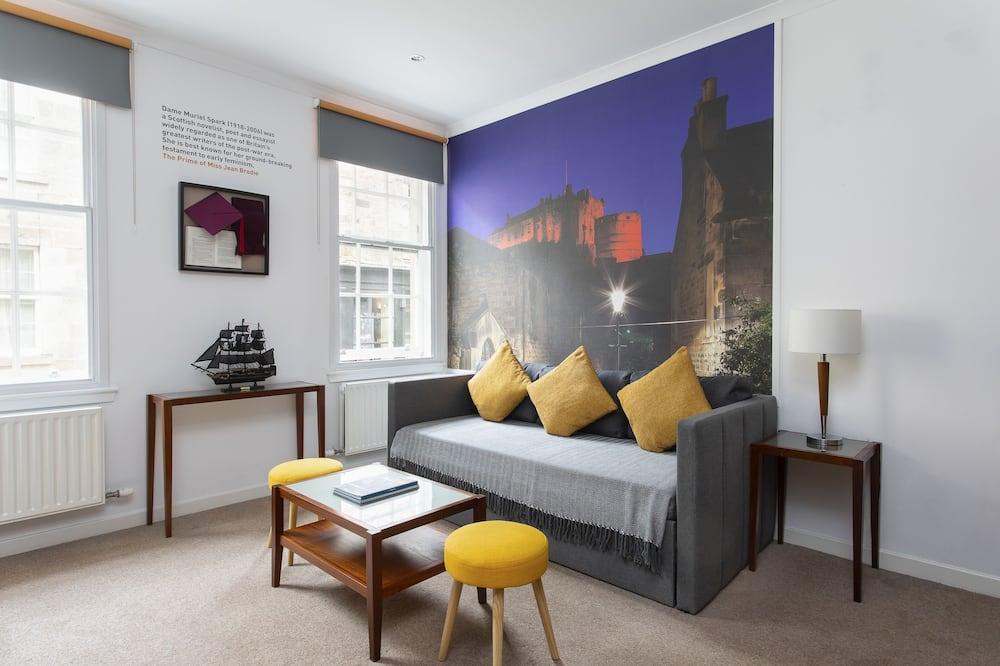 Comfort Studio Suite - Living Area