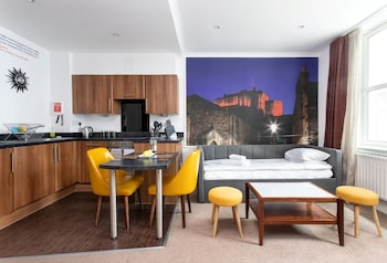 Picture of Stewart Aparthotel Edinburgh in Edinburgh