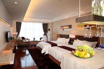 Obrázek hotelu Ramada Plaza Shenzhen North ve městě Shenzhen