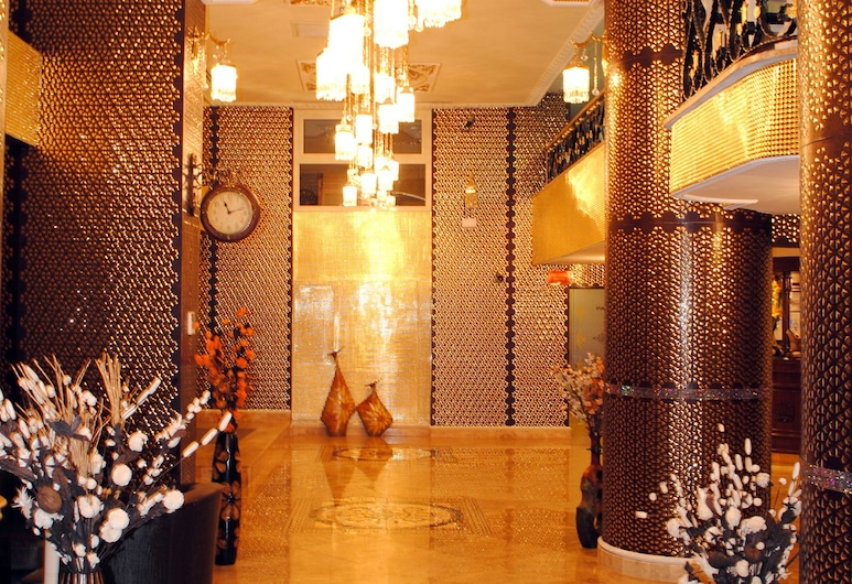 Marmaray Hotel, Istanbul, Eteisaula