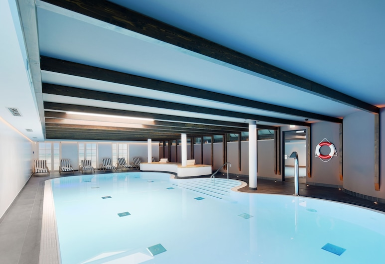 Relais & Châteaux Landhaus Stricker., Sylt-Ost, Indoor Pool