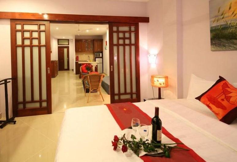Rising Dragon Estate Hotel, Hanoi, Pokój, pokoje połączone, Pokój