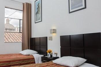 A(z) Hostal El Triunfo hotel fényképe itt: Cusco