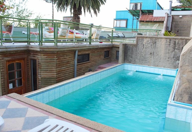 Hotel & Spa Mon Reve, Valparaíso, Piscina al aire libre