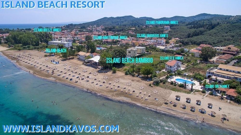 Island Beach Resort, Corfu