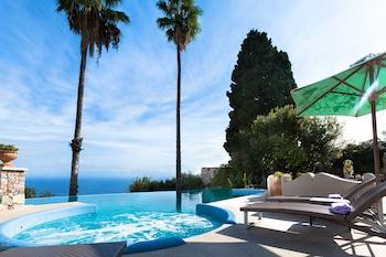Bild vom The Ashbee Hotel in Taormina