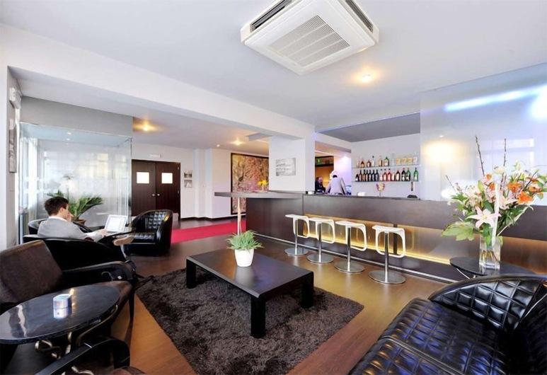 Hotel M14, Padua, Sala de estar en el lobby