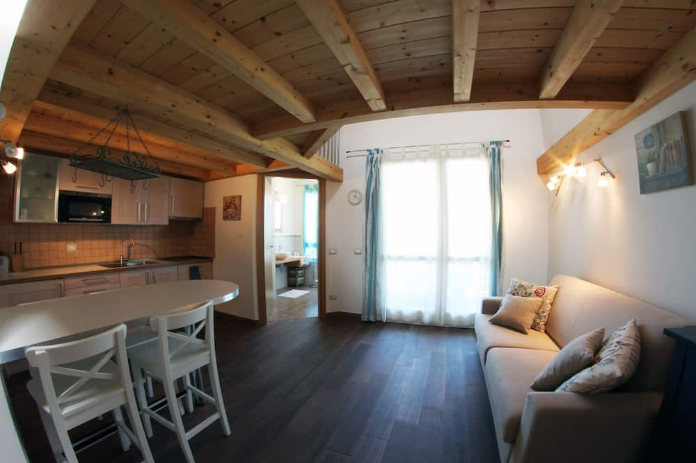 Standard Apartment (for 3 people) - Living Area