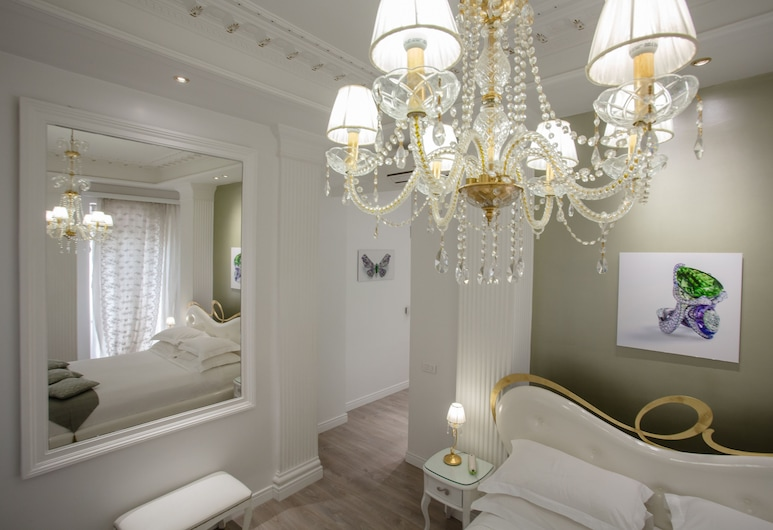 Athens Diamond Plus, Athens, Deluxe Double Room, Guest Room
