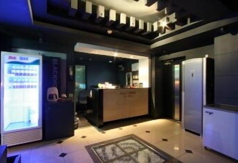 Luxury JJAK Hotel, Incheon, Lobby