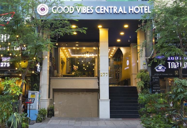 Good Vibes Central Hotel, Bandar Raya Ho Chi Minh, Hadapan Hotel