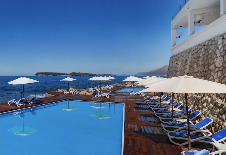 Hotel Royal Ariston, Dubrovnik, Beach