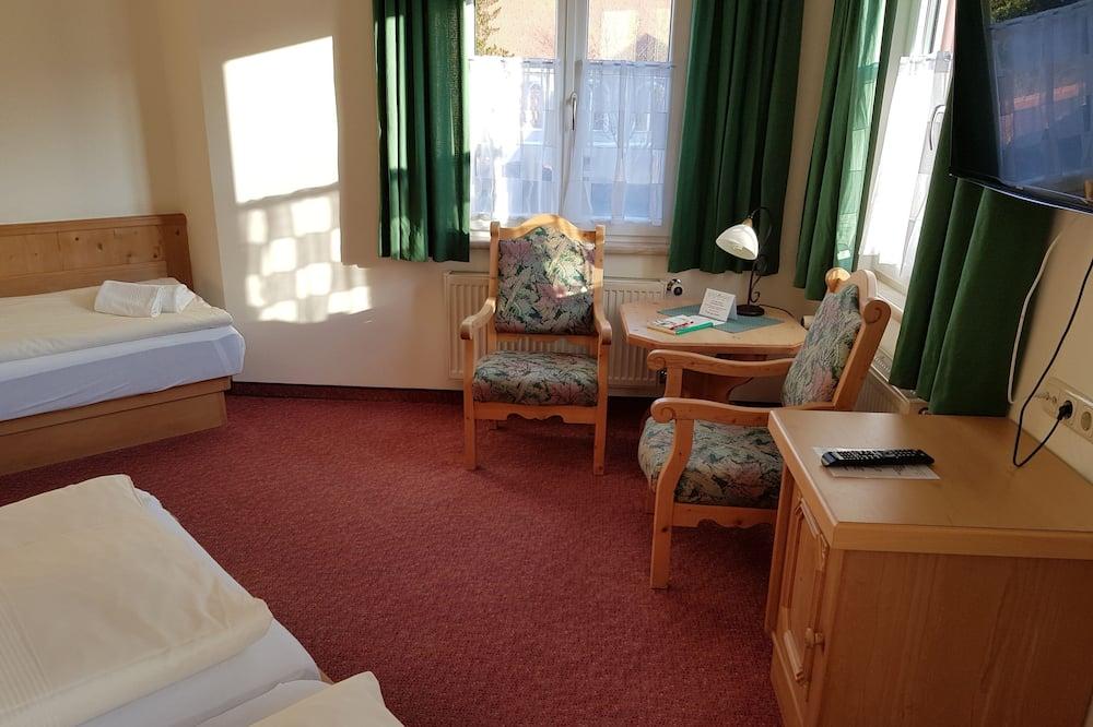 Rodinná izba (for 3) - Obývacie priestory