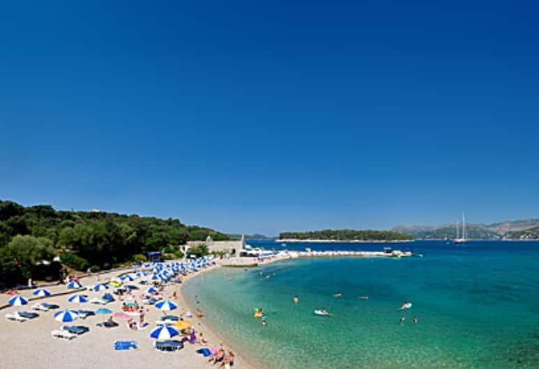 Anna Guesthouse, Dubrovnik, Beach