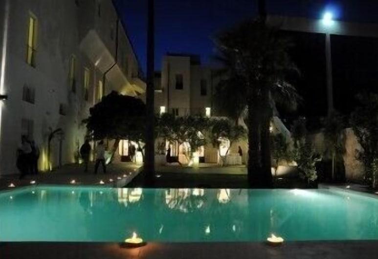 그랜드 호텔 디 레세, 레체, 수영장