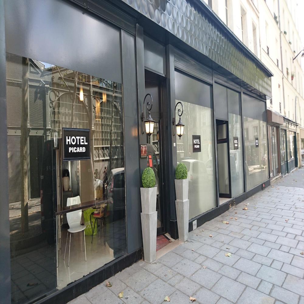Hotel picard en par s for Hoteles en paris