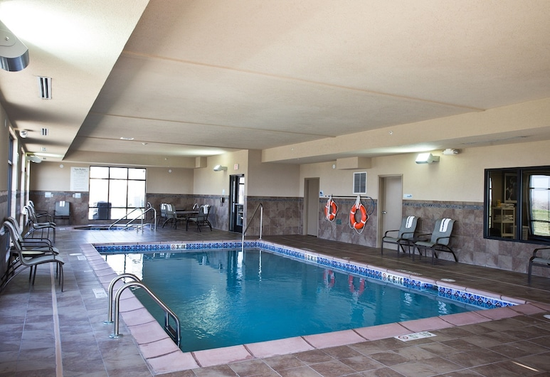 Holiday Inn Express and Suites Urbandale, Urbandale, Pool