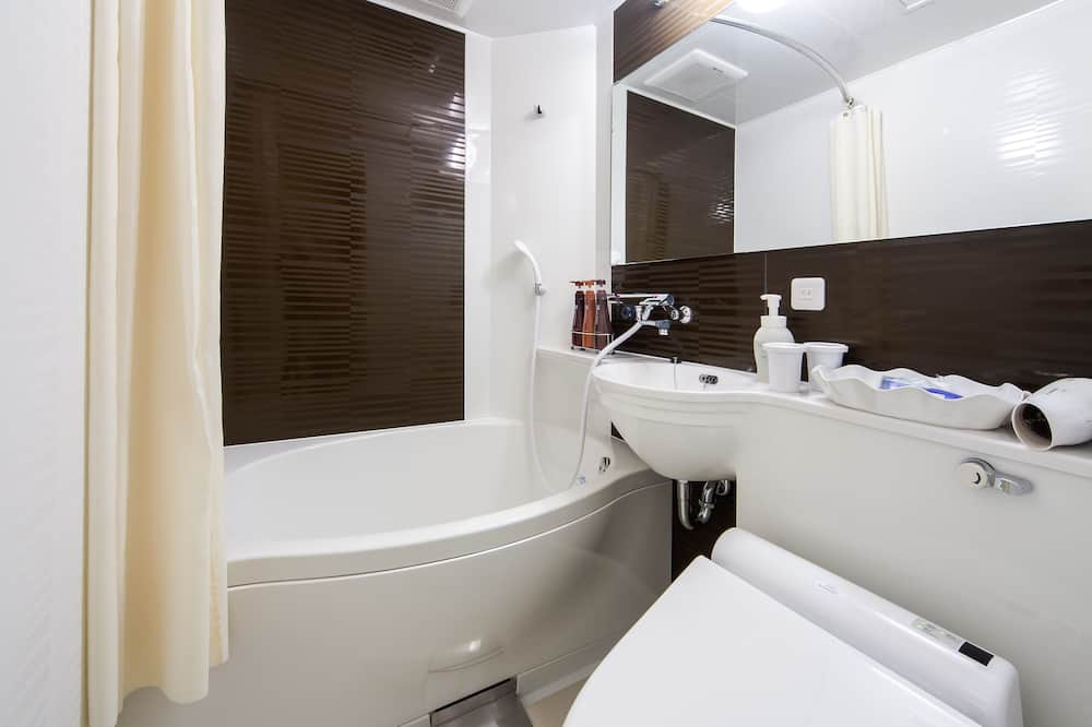 Large Double Room, Non Smoking for 2 person - Bathroom