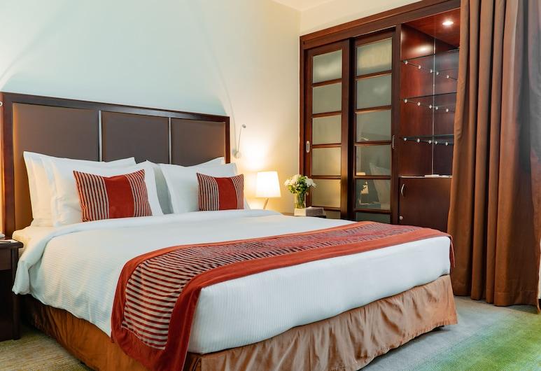 阿布扎比艾因皇宮酒店, 阿布達比, 標準客房, 客廳