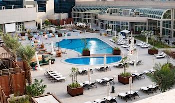 Bild vom Al Ain Palace Hotel in Abu Dhabi