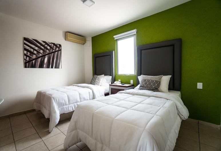 Hotel Suites Regina, Boca del Río, Suite superior, 2 camas Queen size, torre, Habitación