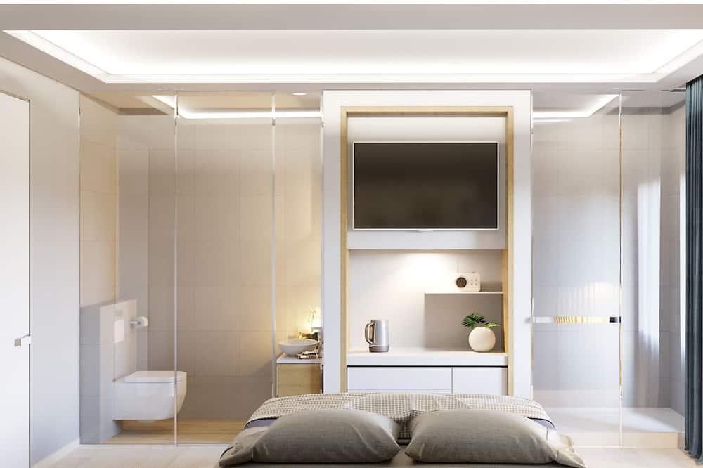 Стандартный двухместный номер с 1 или 2 кроватями, 1 спальня - Ванная комната