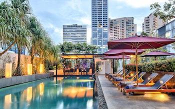 Selline näeb välja Park Plaza Bangkok Soi 18, Bangkok