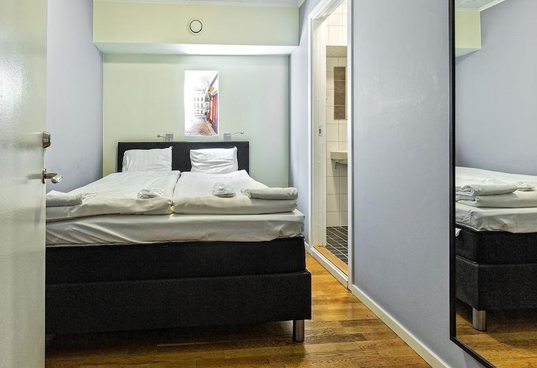 墨瑟巴克青年旅館, 斯德哥爾摩, 標準雙人房, 無窗戶, 客房