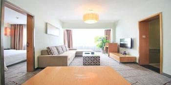 Shenzhen bölgesindeki Shanshui Trends Hotel North Huaqiang resmi