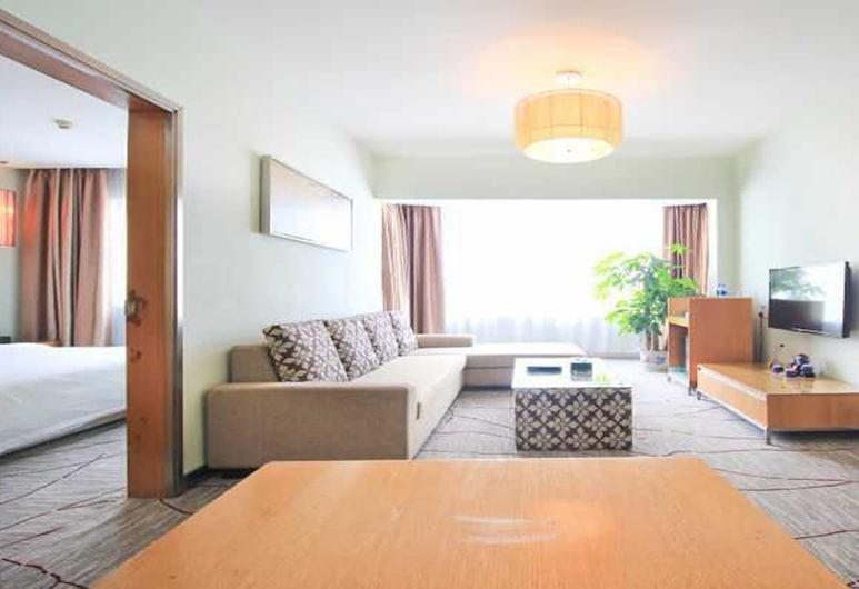 Shanshui Trends Hotel North Huaqiang, Shenzhen, Suite Bisnis, Kamar Tamu