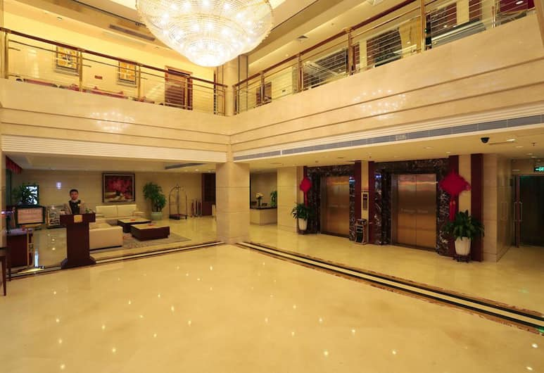 Shenzhen Fortune Hotel, Shenzhen, Lobby