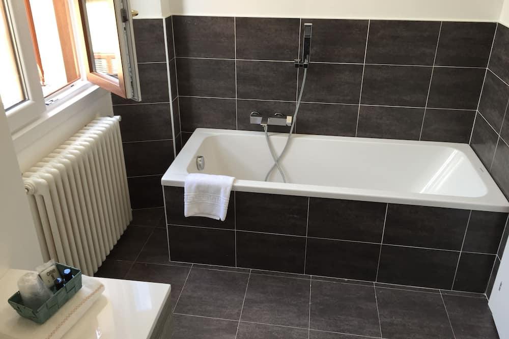 Klassieke suite - Badkamer