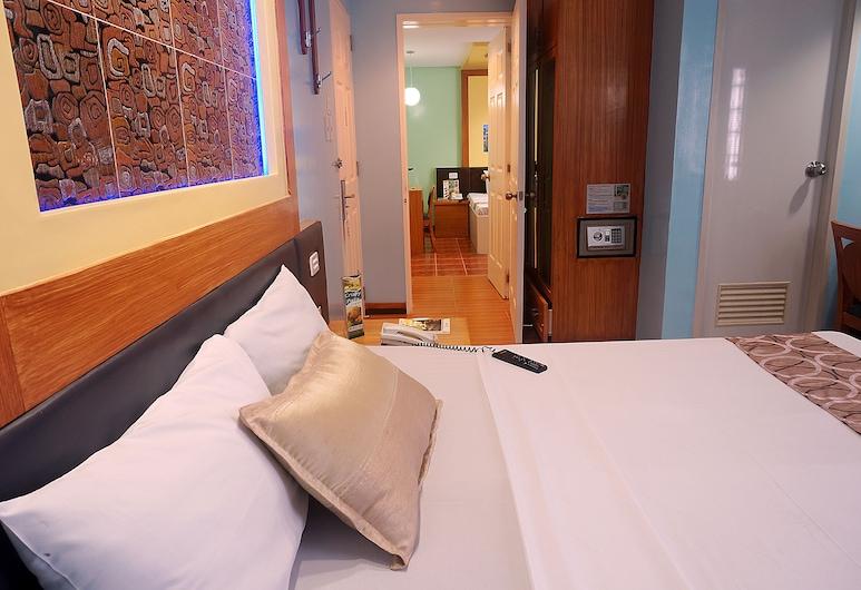 Eurotel Baguio, Baguio, Standard Queen, Guest Room