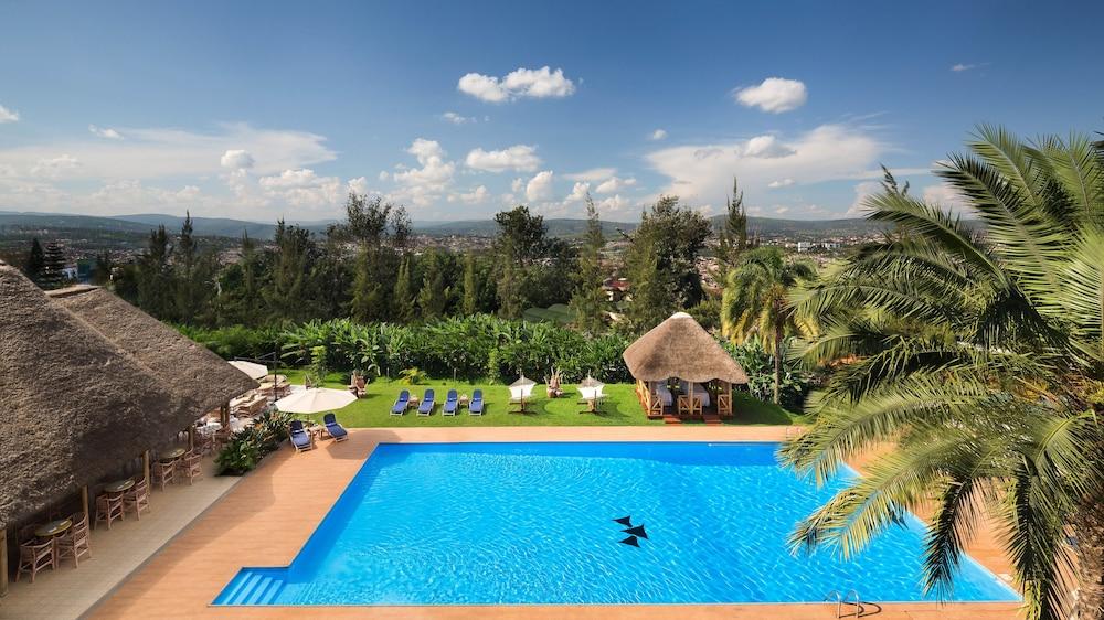 Hôtel Des Mille Collines Kigali Outdoor Pool