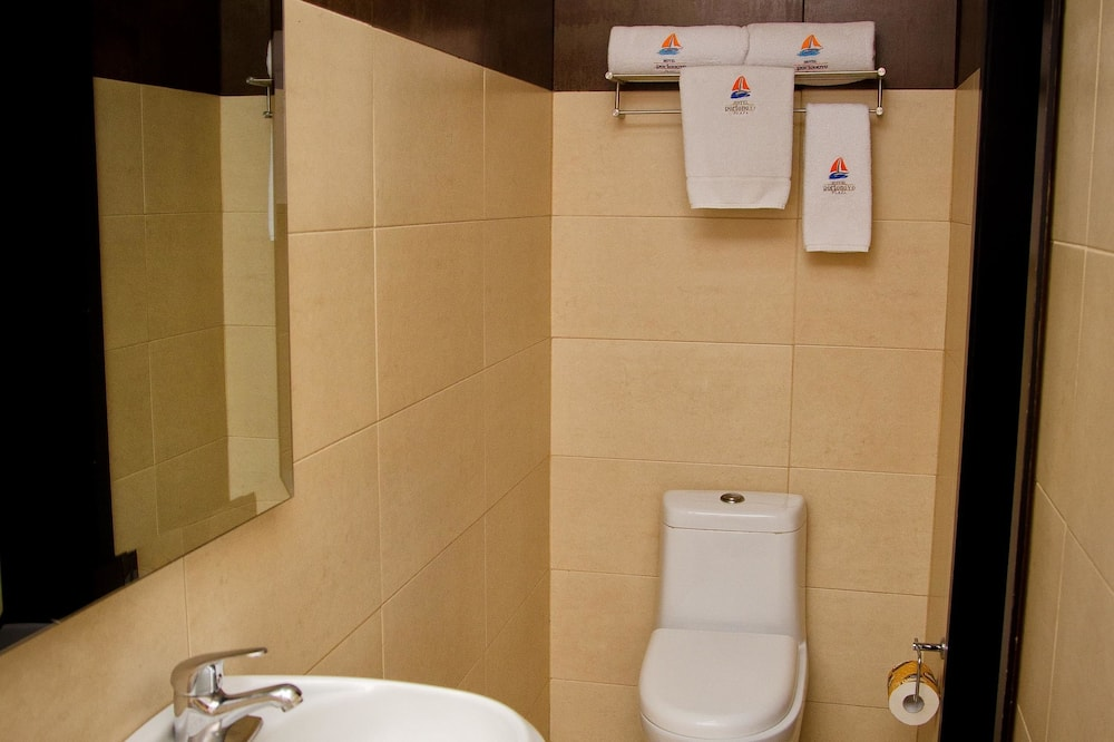 Standard Queen - Salle de bain