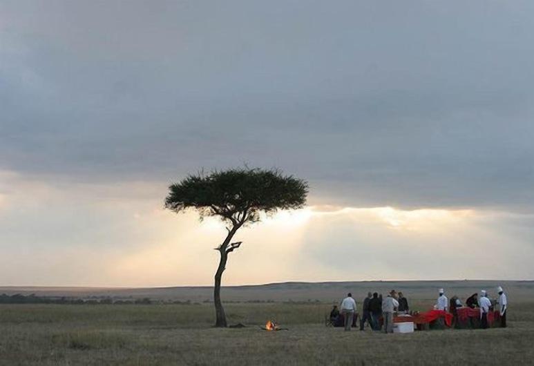 Mara Intrepids Tented Camp, Maasai Mara, Otel Sahası