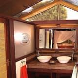 Tenda Deluxe (3 Safaris included) - Casa de banho