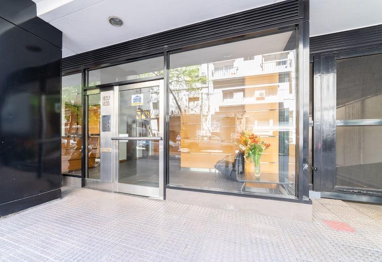 Sunlight Recoleta Apartments, Buenos Aires, Eingangsbereich