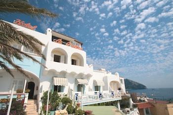 Foto do Hotel La Palma em Serrara Fontana