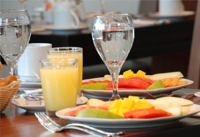 Comfort Inn Cancun Aeropuerto, Κανκούν, Χώρος πρωινού