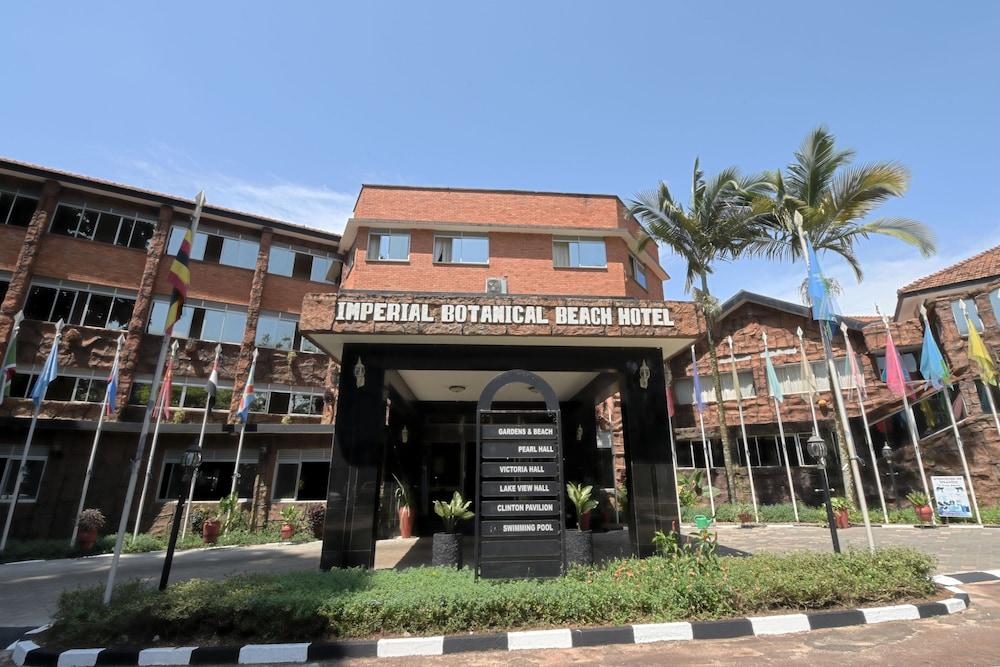 Imperial Botanical Beach Hotel Entebbe
