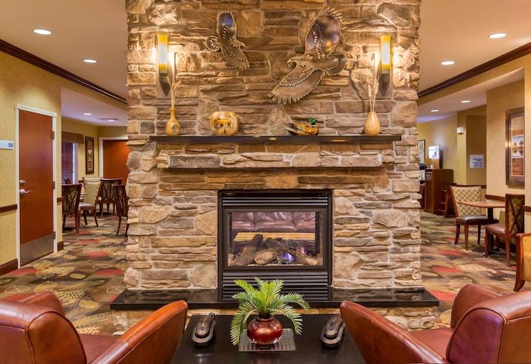 Holiday Inn Express Hotel & Suites Helena, הלנה, לובי