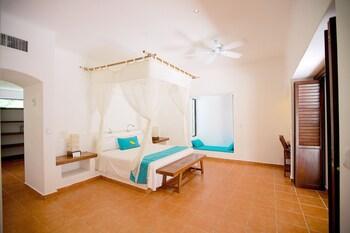 Bacalar — zdjęcie hotelu Hotel Rancho Encantado