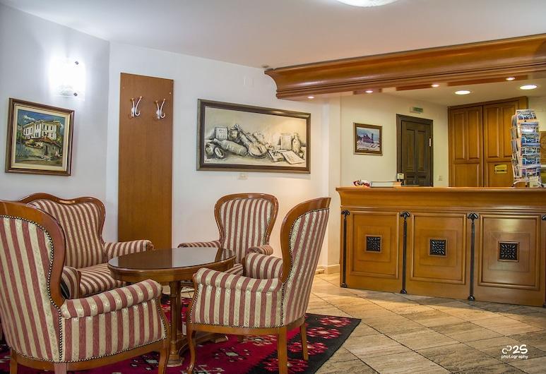 Villa St. Sofija, Ohrid, Lobby Sitting Area
