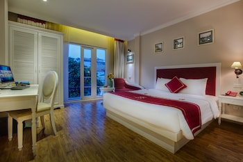 ハノイ、カリプソ プレミア ホテルの写真