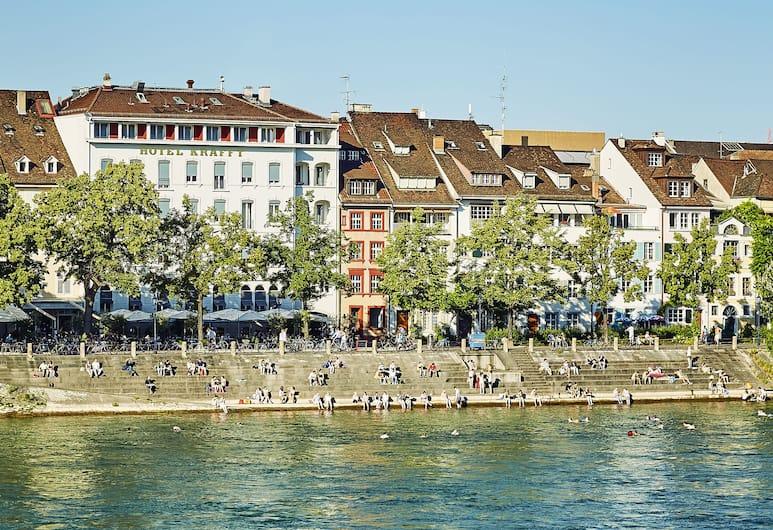 Krafft Basel, Basel, Hotel Front
