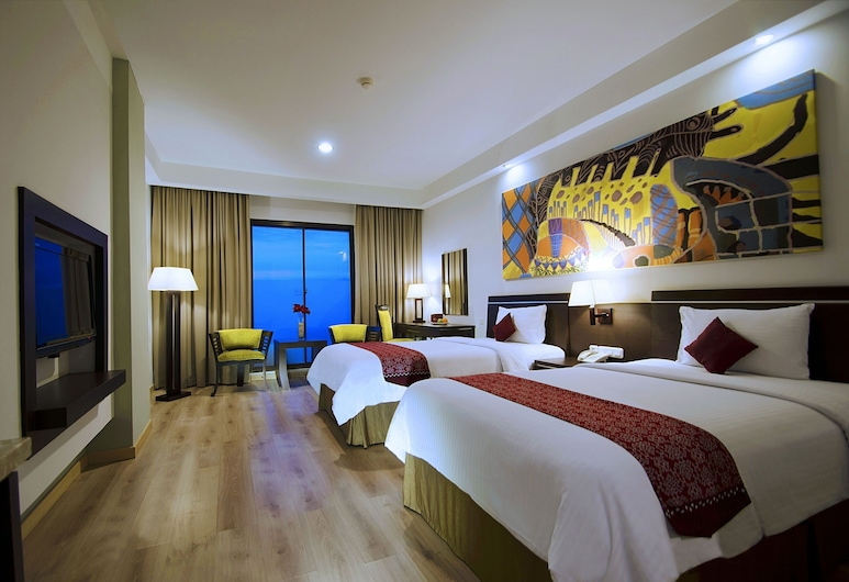 Aston Pontianak Hotel & Convention Center, Pontianak, Deluxe Room, Guest Room