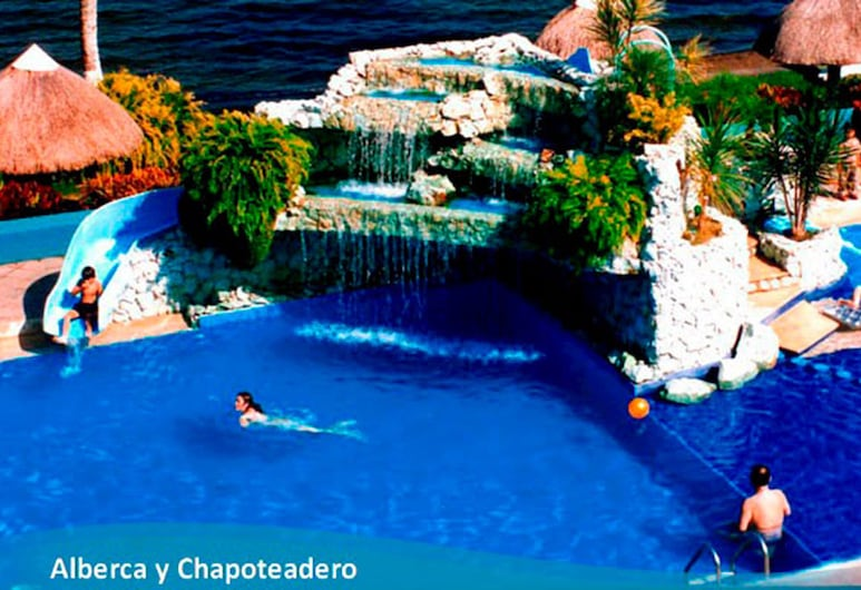 Hotel La Finca, Catemaco, Outdoor Pool
